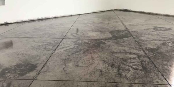 water based stain concrete