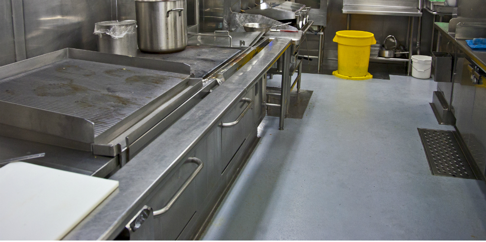 Benefits of Commercial Kitchen Epoxy Flooring - Palm Beach ...