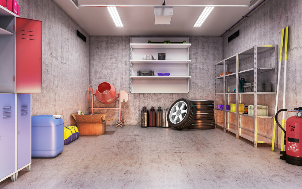 How to Epoxy a Garage Floor Like a Pro