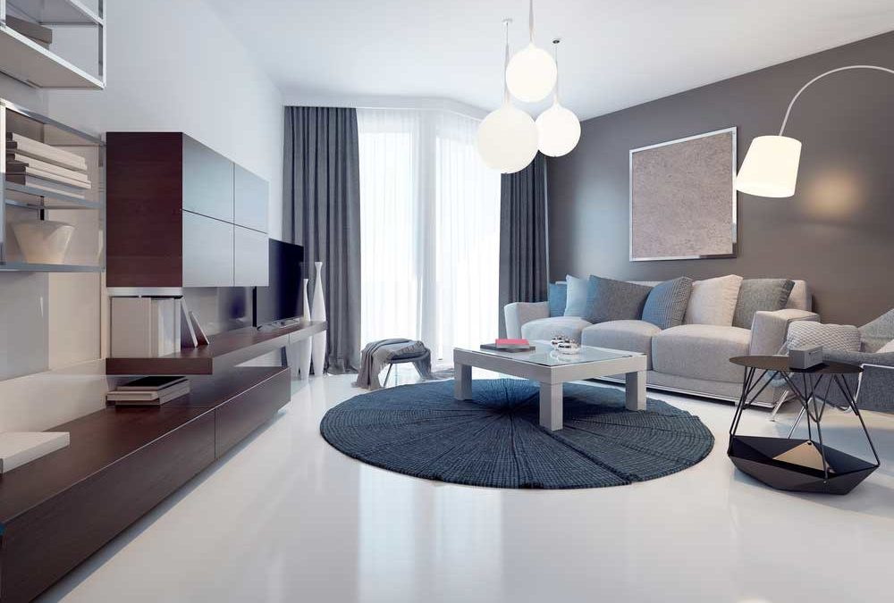 Polished Concrete Floors Four Your Home